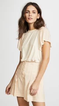 Ella Moss Bella Short Sleeve Top