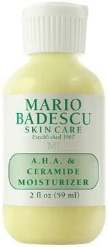 Mario Badescu - A.H.A. & Ceramide Moisturizer - 2 oz