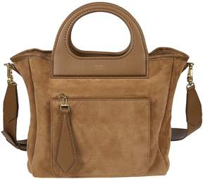 Max Mara Stitched Handle Tote