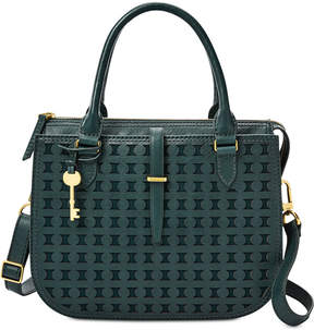 Fossil Ryder Perforated Satchel