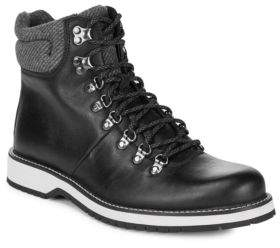 Wolverine Sidney Leather Hiker Boots