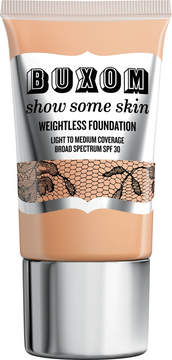 Buxom Show Some Skin Weightless Foundation Broad Spectrum SPF 30