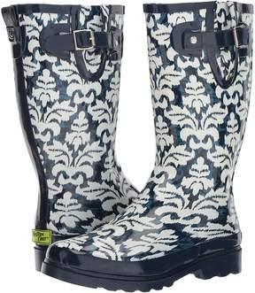 Western Chief Ikat Damask Women's Rain Boots