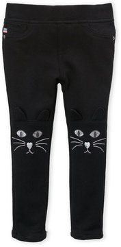 Vigoss Toddler Girls) Cat Jeggings