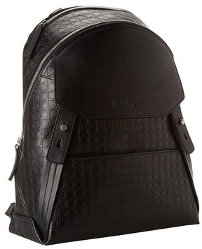 Salvatore Ferragamo Gamma Soft Backpack Backpack Bags