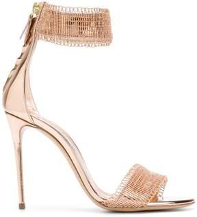 Casadei chainmail sandals
