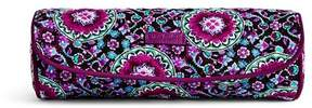 Vera Bradley Lilac Medallion Accessory Bag - PURPLE - STYLE