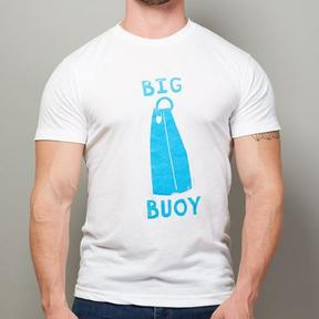 Blade + Blue Provincetown Big Buoy Tee Shirt
