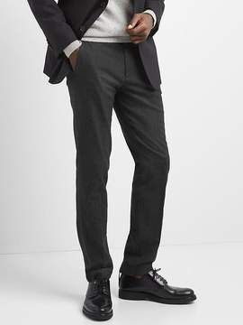 Gap Brushed Cotton Pants in Skinny Fit with Stretch