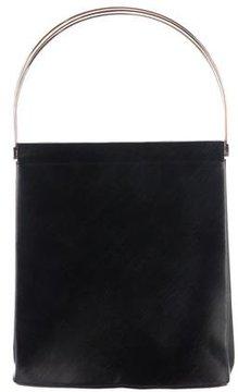 Cartier Saffiano Leather Tote