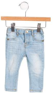 7 For All Mankind Girls' Straight-Leg Jeans