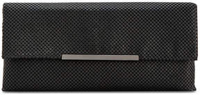 INC International Concepts I.n.c. Hether Small Matte Flat Mesh Clutch, Created for Macy's