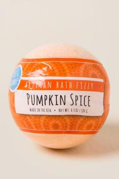 Fizz & Bubble Pumpkin Spice Bath Bomb
