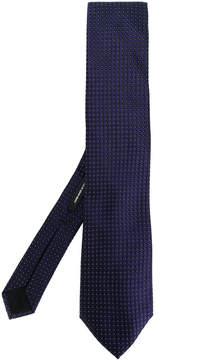 HUGO BOSS jacquard pattern tie