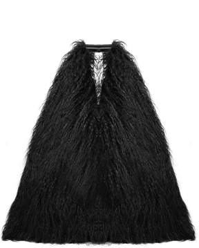MM6 MAISON MARGIELA Faux Mongolian-fur Japanese Tote