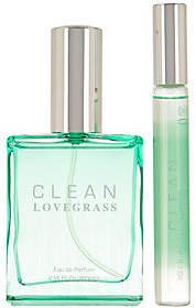 CLEAN Lovegrass Eau de Parfum & Rollerball Duo