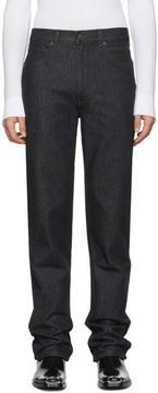 Calvin Klein Black Oversized Jeans