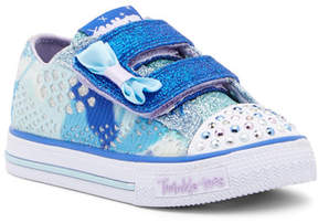 Skechers Shuffles Little Lovely Light-Up Sneaker (Toddler & Little Kid)