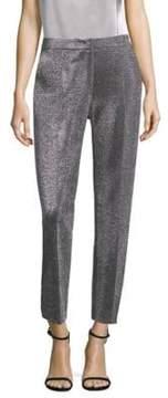 Escada Metallic Jersey Pants
