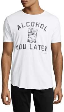 Kinetix Men's Alcohol You Later Tee
