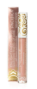 Pacifica Opal Enlightened Gloss Mineral Lip Shine by 0.10oz Lip Gloss)