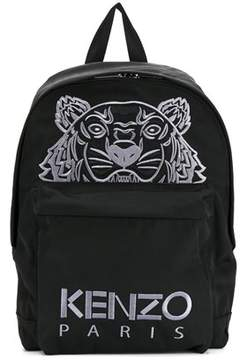 Kenzo Men's Black Polyester Backpack.
