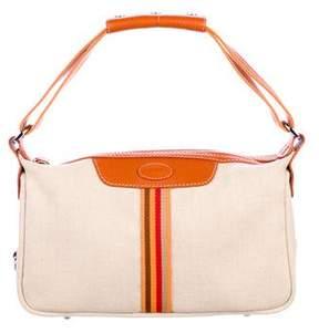 Tod's Canvas Handle Bag