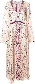 Forte Forte floral print maxi dress