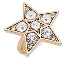 Jenny Packham Women's Star Ring