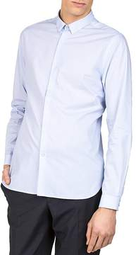 The Kooples Invisible Dots Slim Fit Button-Down Shirt