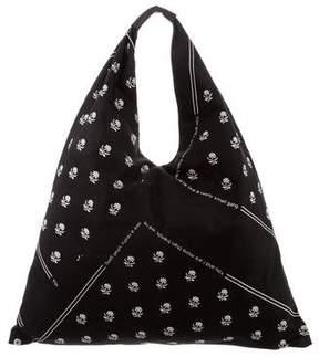 MM6 MAISON MARGIELA Printed Triangle Bag