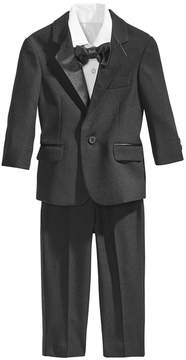 Nautica 4-Pc. Tuxedo Suit Set, Baby Boys (0-24 months)