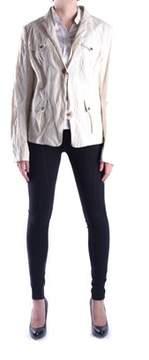 Brema Women's Beige Cotton Jacket.