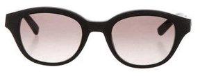 Jil Sander Textured Matte Sunglasses