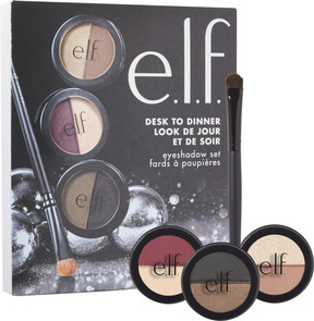 e.l.f. Cosmetics Desk to Dinner Look de Jour