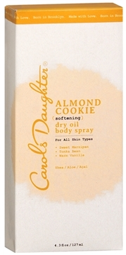 Carol's Daughter Dry Oil Body Spray Almond Cookie