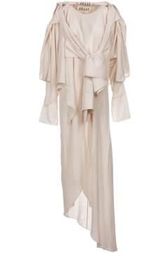 Awake Draped Dress