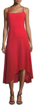 Elie Tahari Jolanna Sleeveless A-Line Dress