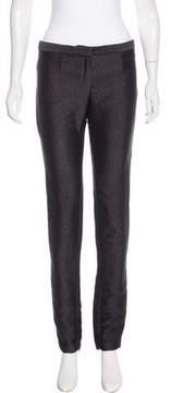 Chalayan Mid-Rise Skinny Pants