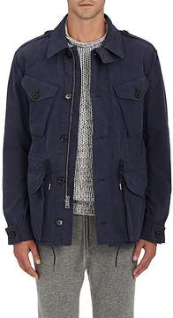 Ralph Lauren Purple Label Men's Gifford Water-Repellent Cotton-Blend Field Jacket