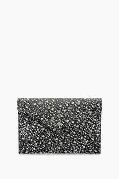 Rebecca Minkoff Leo Clutch - ONE COLOR - STYLE