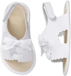 Gymboree White Bow Sandal - Girls