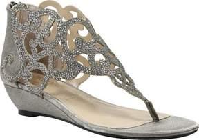 J. Renee Minka Wedge Sandal (Women's)
