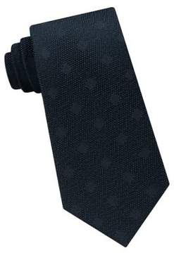 MICHAEL Michael Kors Textured Squares Silk Tie