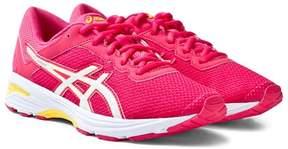 Asics Pink Junior GT-1000 6 Running Trainers