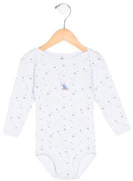Petit Bateau Boys' Graphic Print All-In-One
