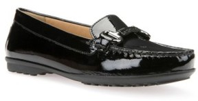 Geox Women's Elidia Bit Water Resistant Loafer
