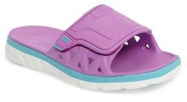 Stride Rite Girl's Made2Play Phibian Slide Sandal