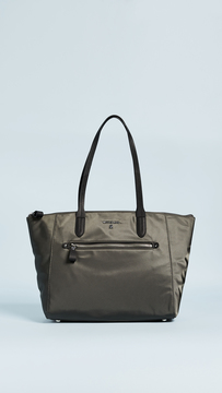 MICHAEL Michael Kors Large Kelsey Tote - GRAPHITE - STYLE