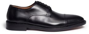 Antonio Maurizi Cap toe leather Derbies
